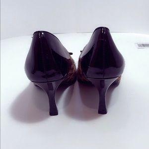 Franco Sarto Shoes - 🎀Franco Sarto Leopard Print Bow Heels